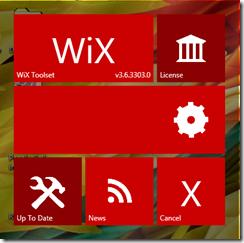 Wix-installer
